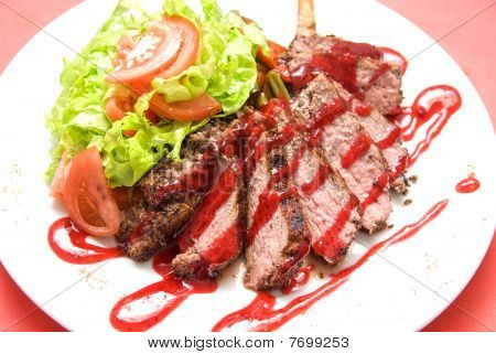 Roasted Beef Meat