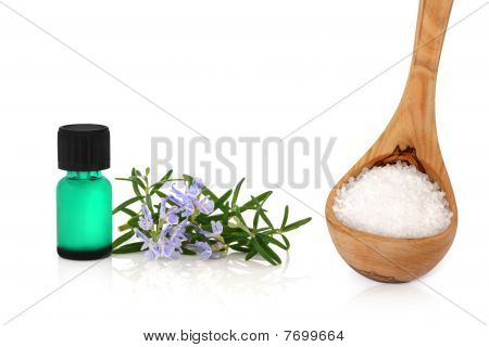 Rosemary Herb And Sea Salt