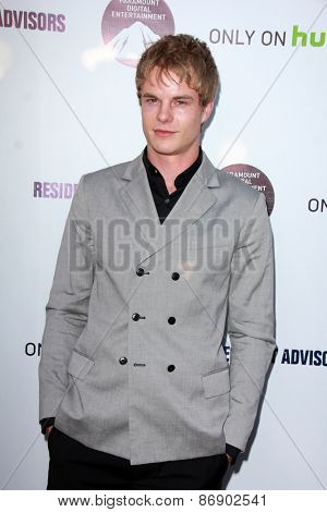 LOS ANGELES - MAR 31:  Graham Rogers at the