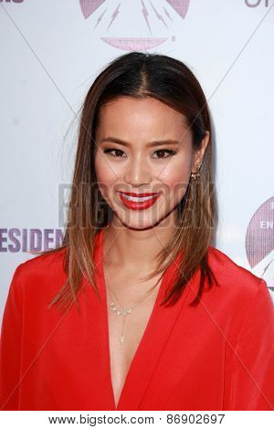 LOS ANGELES - MAR 31:  Jamie Chung at the