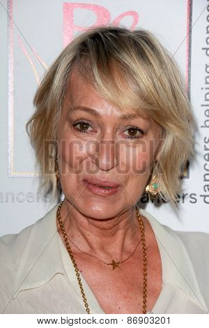 LOS ANGELES - MAR 29:  Sandahl Bergman at the 28th Annual Gypsy Awards Luncheon at the Beverly Hilton Hotel on March 29, 2015 in Beverly Hills, CA