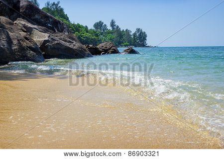 Wonderful Tropical Beach , Andaman, Thailand