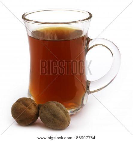 Indian Harbal Tea Of Terminalia Bellericais