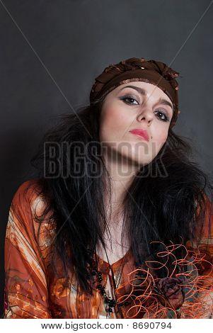 Zigeunerin
