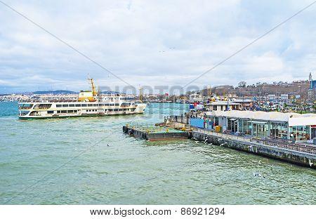 The White Ferry