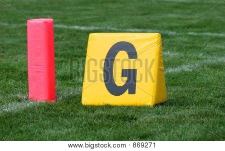 Football Goal Marker