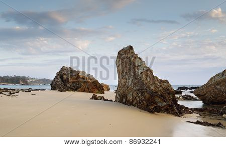 Narooma Accretionary Complex - Glasshouse Rocks