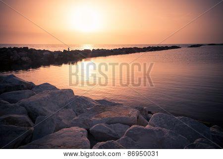 Sea Coastline - Marina di Pisa