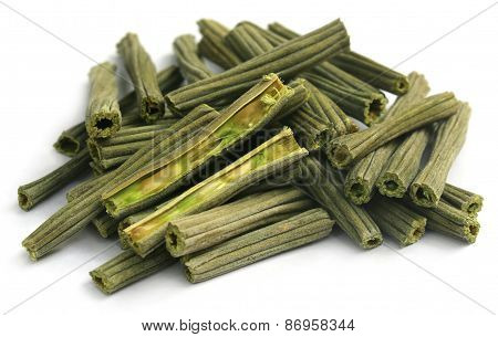 Dried Moringa Oleifera