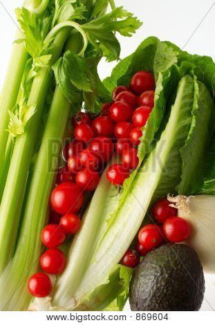 Fresh Vegetables view 1