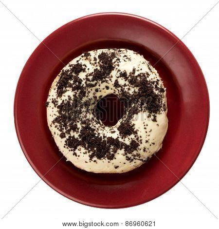 Doughnut With Cacao