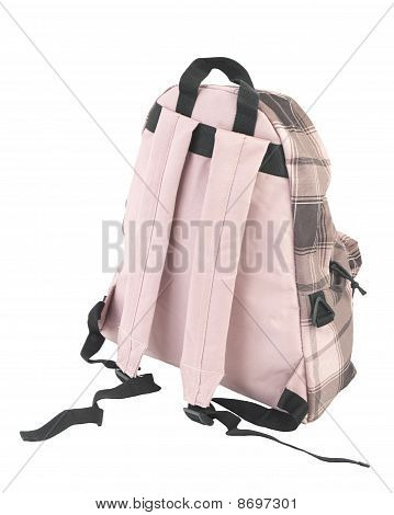 Bagpack | Isolated