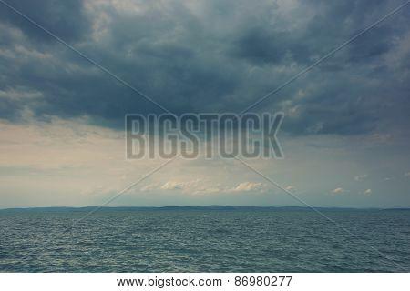 Balaton Lake, Hungary, Europe