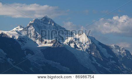 Famous Mountain Jungfrau
