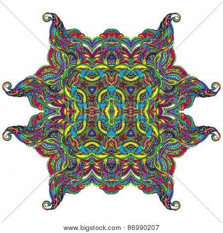 Mandala Card