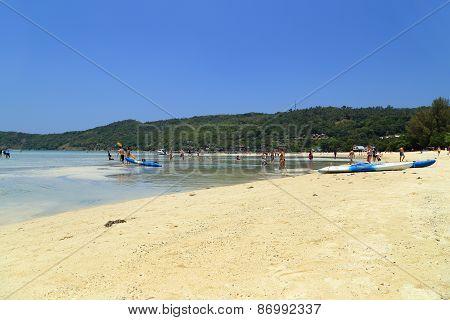 Loh Dalum Beach, Phi-phi Don Island