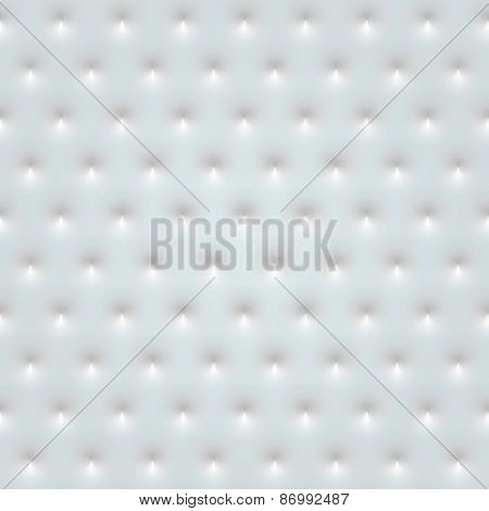 White seamless texture. Vector background.