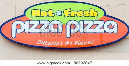 Pizza Pizza Ontario #1 Pizza