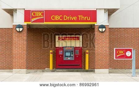 Cibc Drive Through Atm