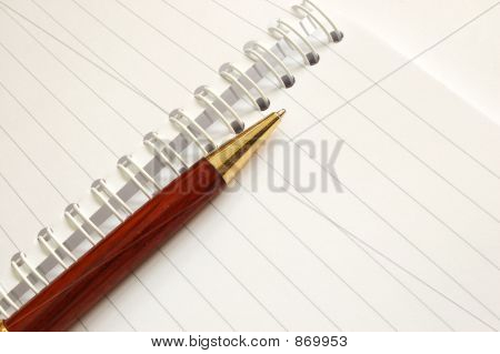 Notebook And Pen #3