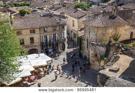 Town Of Saint Emilion