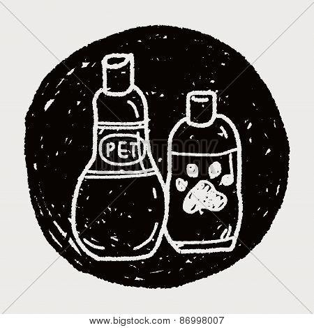 Pet Shampoo Doodle