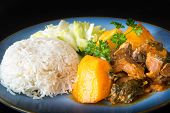 image of stew  - Cuban Cuisine - JPG