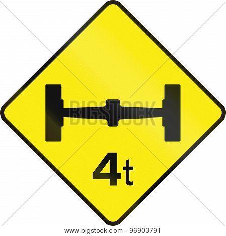 Axle Load Limit Ahead In Ireland