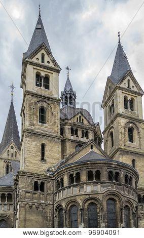 Munsterkerk, Roermond,netherlands