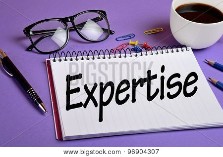 Expertise Word