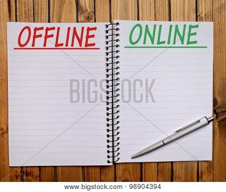 Offline Online Word