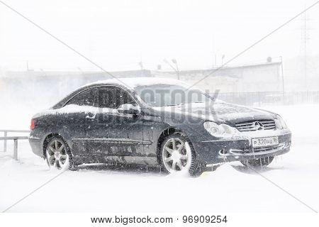 Mercedes-benz C209 Clk-class