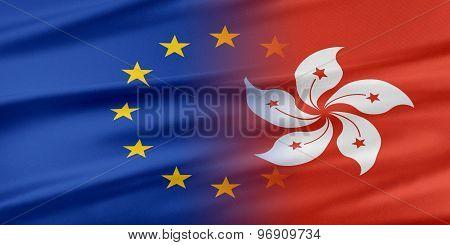 European Union and Hong Kong.