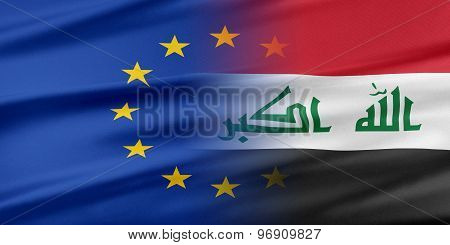 European Union and Iraq.