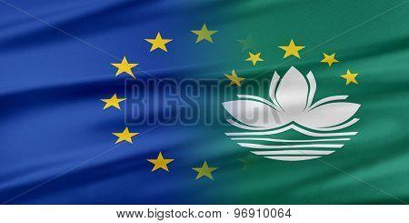 European Union and Macau.