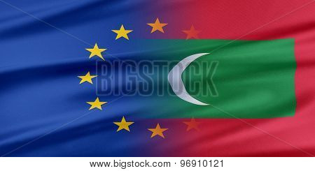 European Union and Maldives.