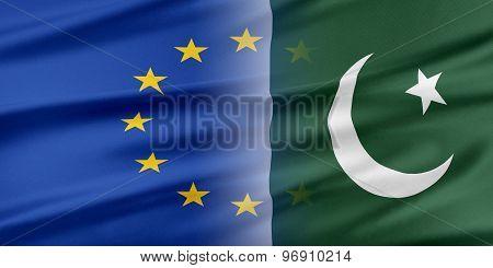 European Union and Pakistan.