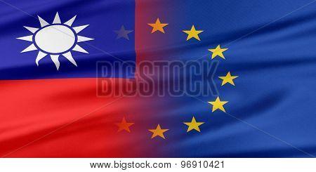 European Union and Taiwan.