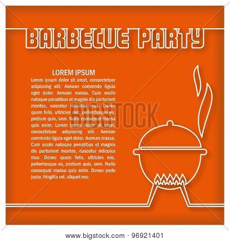 Barbecue Party Template