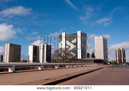 Financial Sector of Brasilia