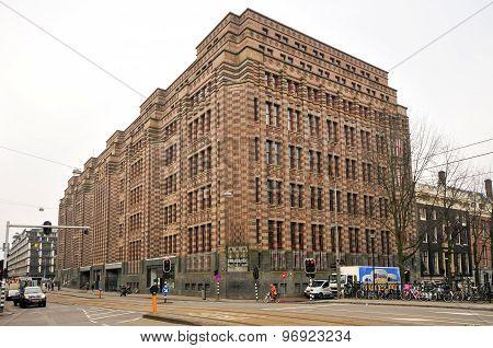De Bazel Building - Amsterdam