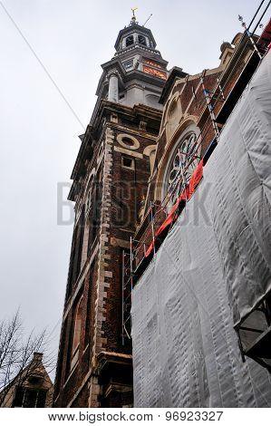 Zuiderkerk Church - Amsterdam, Netherlands