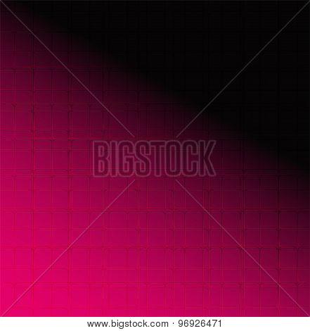 Square purple black bacground vector
