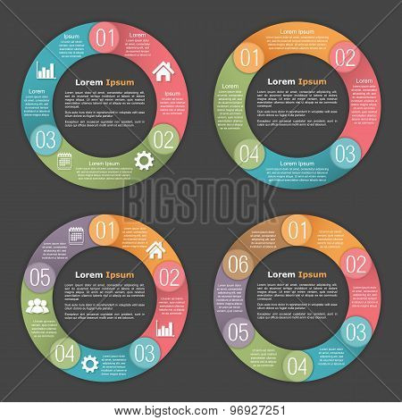 Circle Diagram Templates
