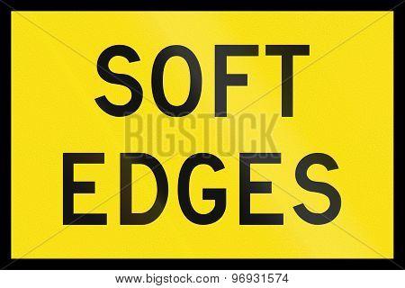 Soft Edges In Australia