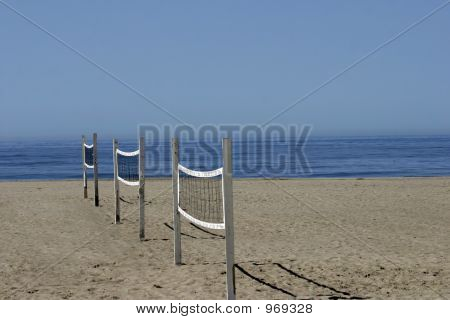 Beach Volleyball (Color)