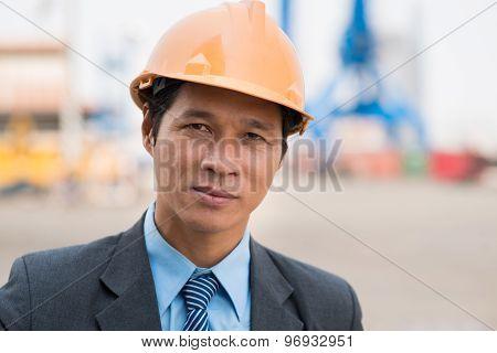 Vietnamese Inspector