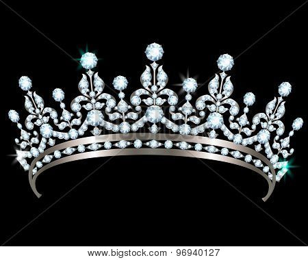 Diamond diadem