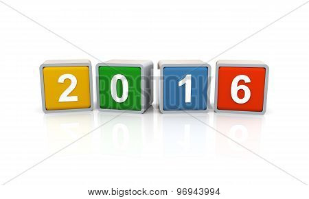 3D Year 2016