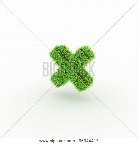 Green Icon - rejected, no, cross